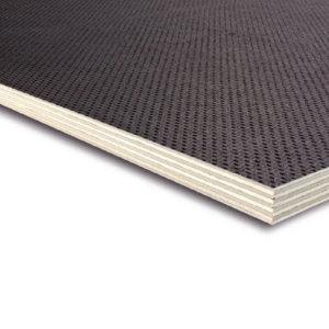 Anti-Slip Phenolic Birch Plywood | 24mm