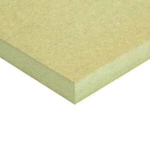 MDF Moisture Resistant (clear)