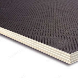 Anti-Slip Phenolic Birch Plywood | 9mm