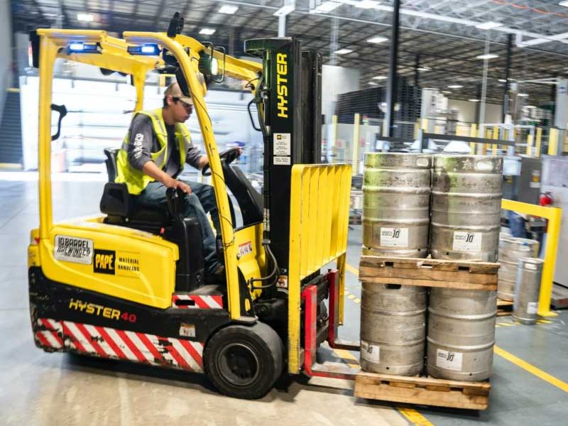 Forklift Safety Guide 2021